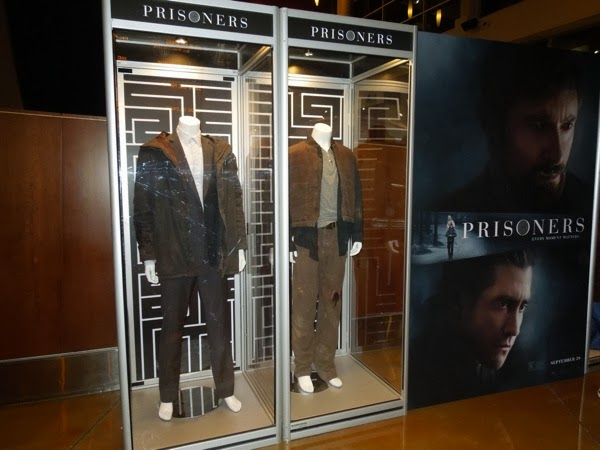 Jake Gyllenhaal Hugh Jackman Prisoners movie costumes