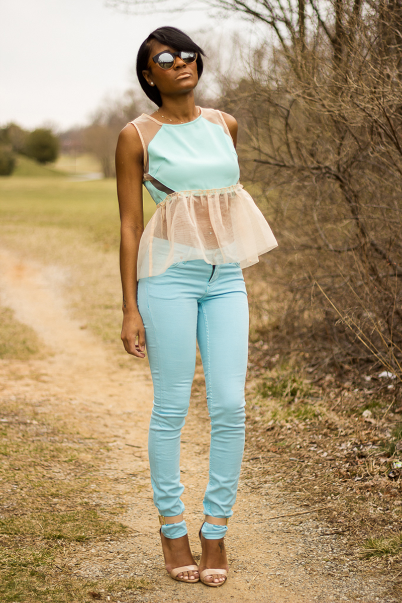 The Daileigh: Baby Blue