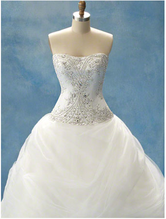 It 39 s a wonderful life oh wedding dresses you are so for Beauty and the beast style wedding dress