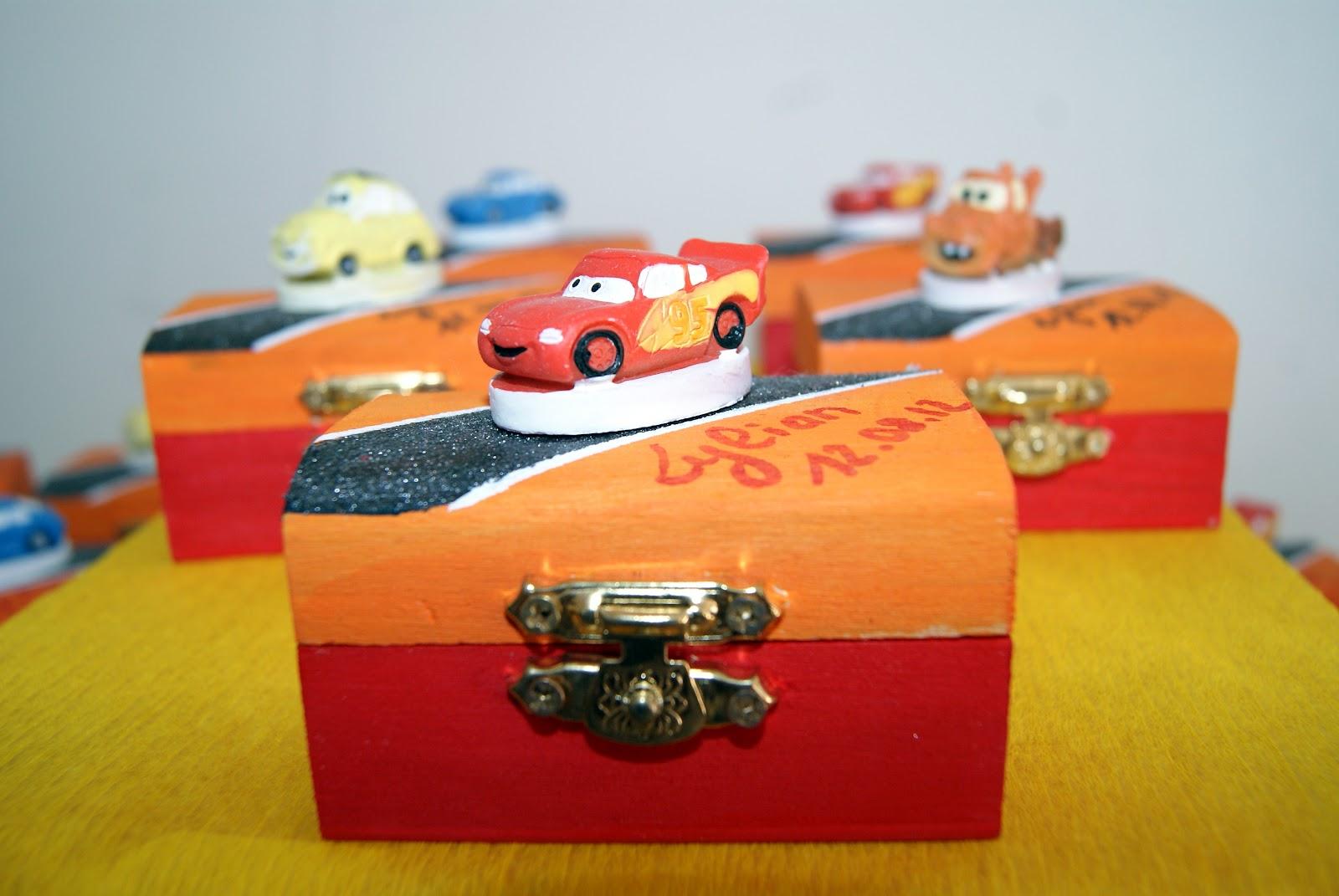 decoration bapteme cars
