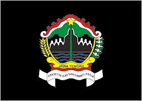 Jawa Tengah Logo Vector download free