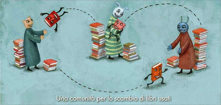 Bookmooch, nuova vita ai libri usati