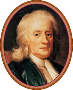 Isaac Newton, matemático y físico inglés: