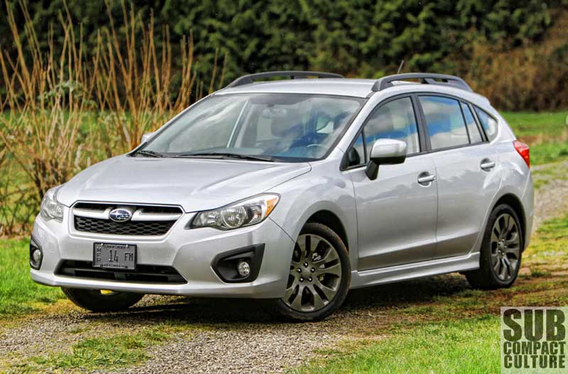 2012 Subaru Impreza 2 0i Sport Premium An Efficient Awd