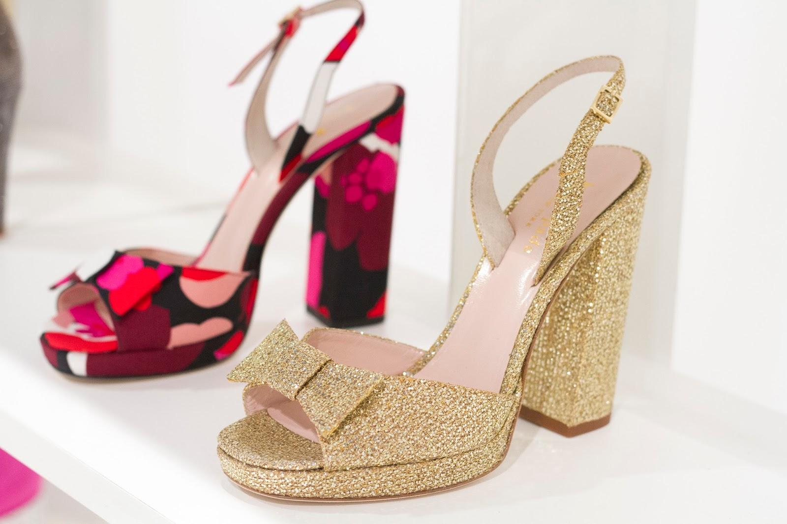 kate spade new york fall 2015 shoe collection fn platform glitter heels