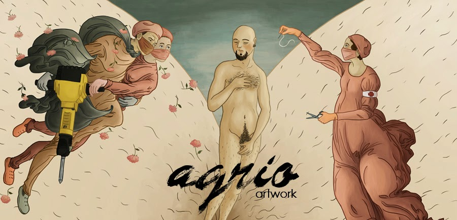 El blog de Agrio / Agrio's works