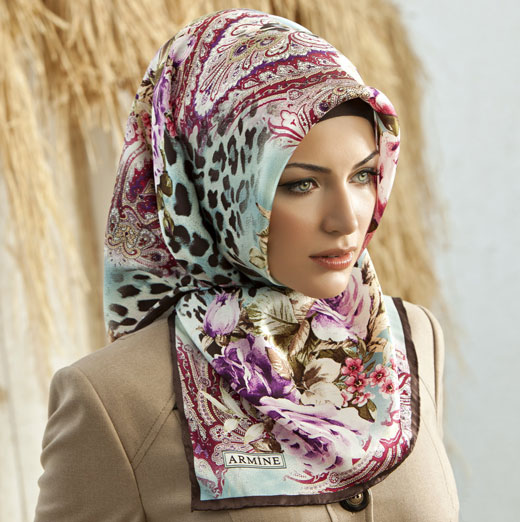 Hijab Styles Hijab Fashion Hijab Trends 2013