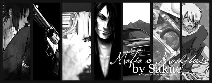 Sakue Seva | Mafia o Machibuse