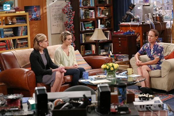 The Big Bang Theory - The Maternal Combustion - Review