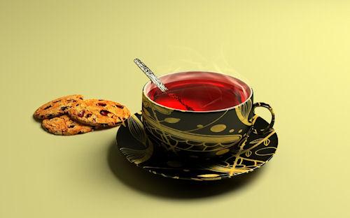 Taza de té - Cup of tea (1920x1200)