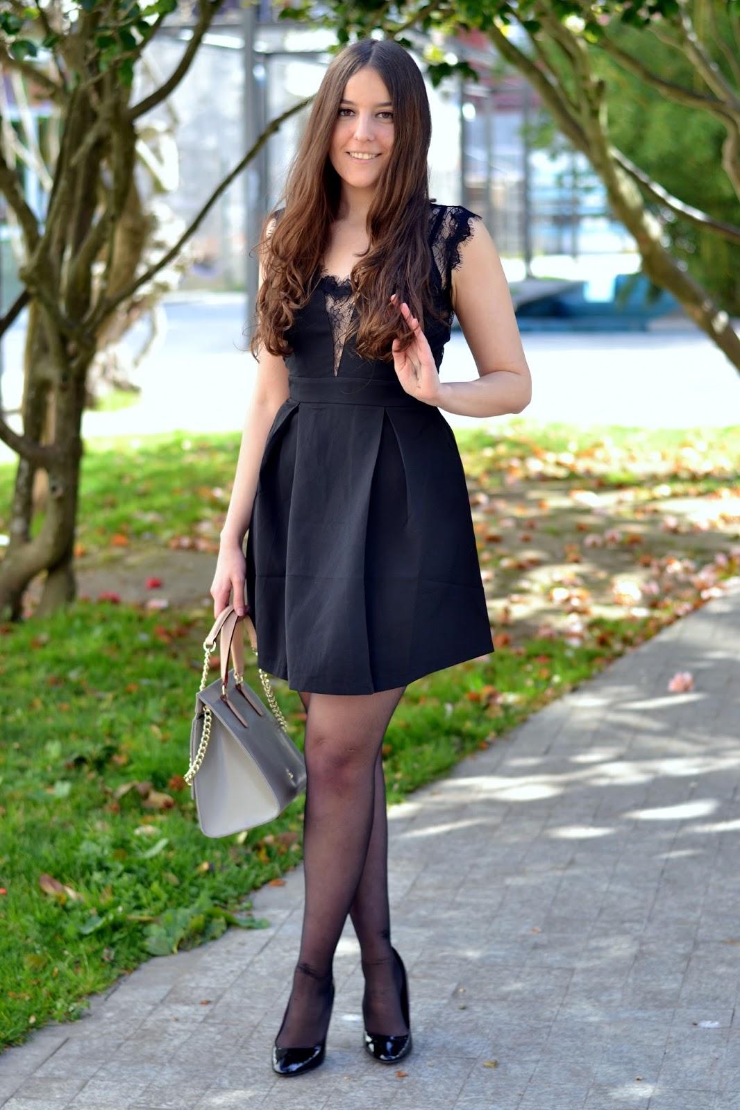 zapatos charol negros zara 15