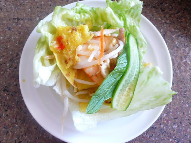 how to make vietnamese crepes
