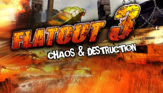FlatOut 3 Chaos And Destruction