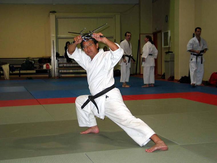 Shihan Choyu Hentona