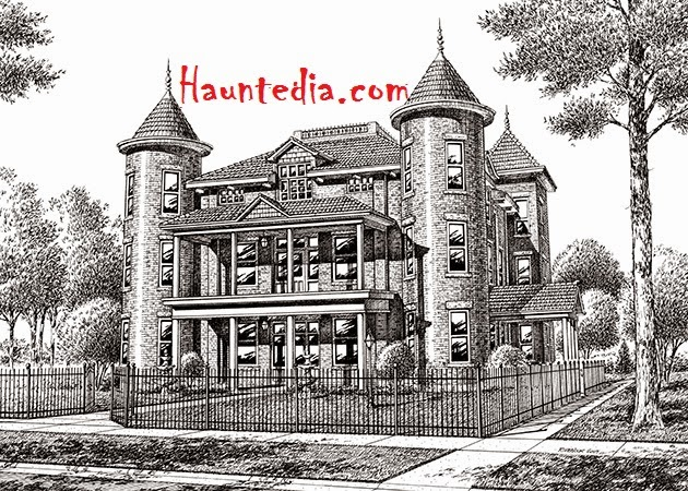Built In 1902 This Gothic Style Brick House Looks Like A Classy Mansion On The Very First Sight You Would Never Call It Haunted