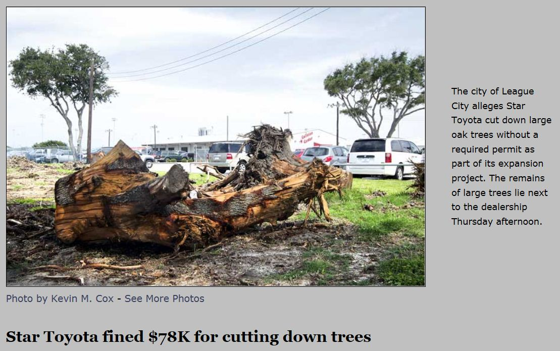 The Ugly Evidence, Partial Screengrab Courtesy Of Galveston County Daily  News. Http://galvestondailynews.com/story/324354