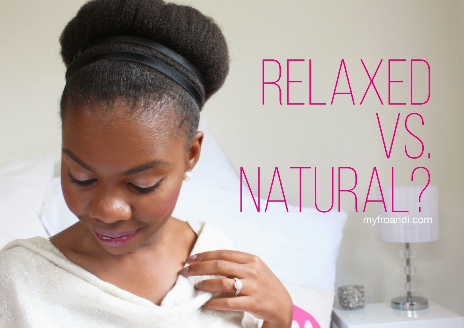Natural Vs Relaxed Hair Debate