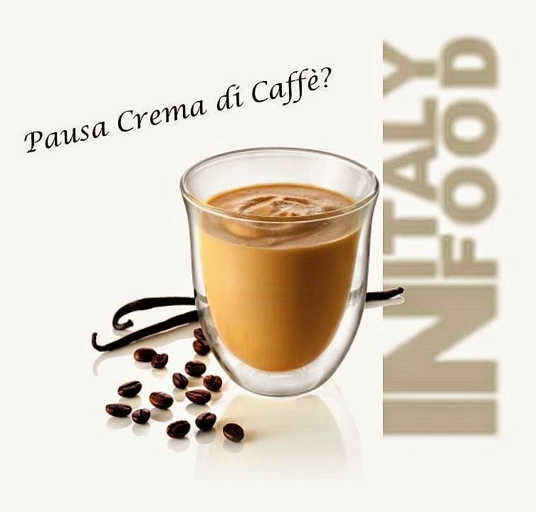crema fredda al caffe'
