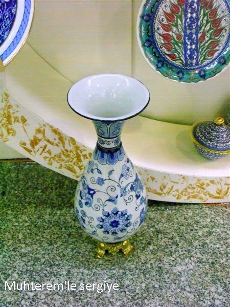 porselen vazo