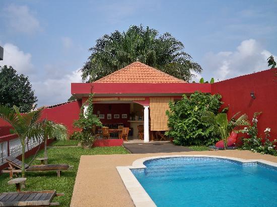 hotels in cote d 39 ivoire travel information for cote d 39 ivoire. Black Bedroom Furniture Sets. Home Design Ideas