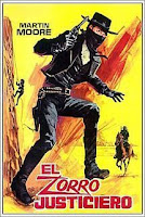 ZORRO O JUSTICEIRO - 1971