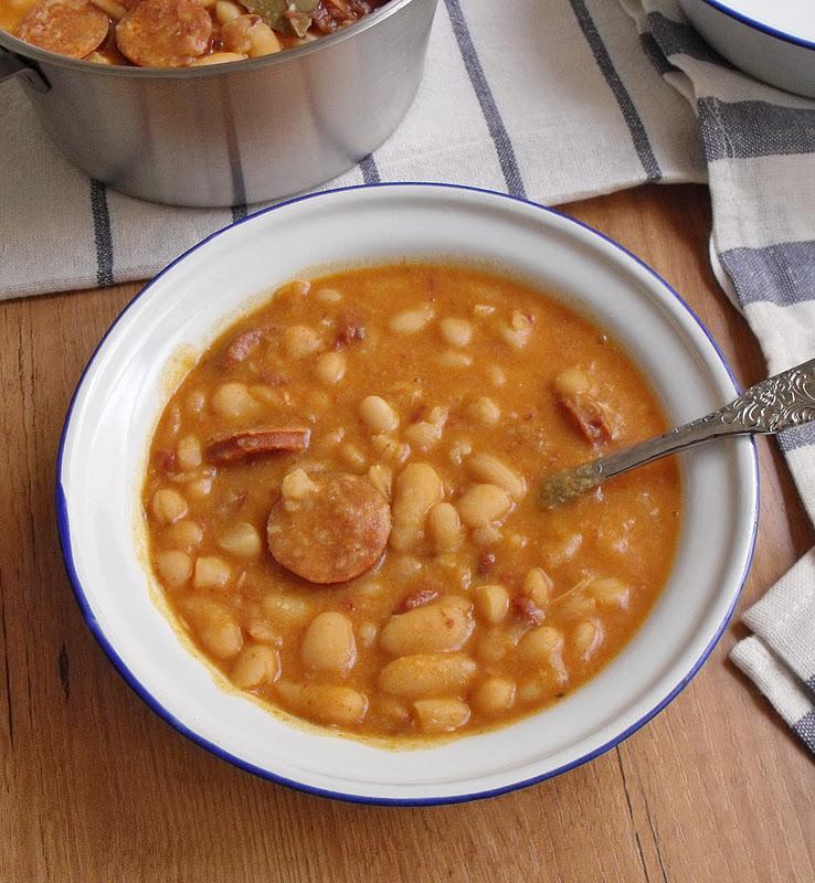 Fabada asturiana para el caris nosotros tambi n for Como cocinar fabada asturiana