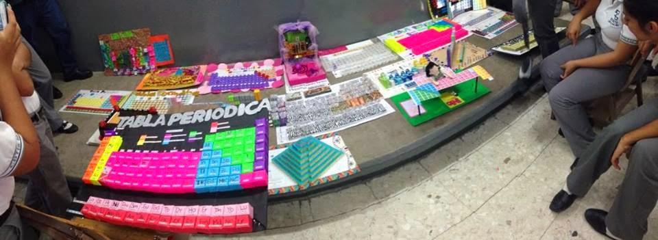 El iguana blog maquetas de quimica tablas periodicas mircoles 27 de noviembre de 2013 urtaz Image collections