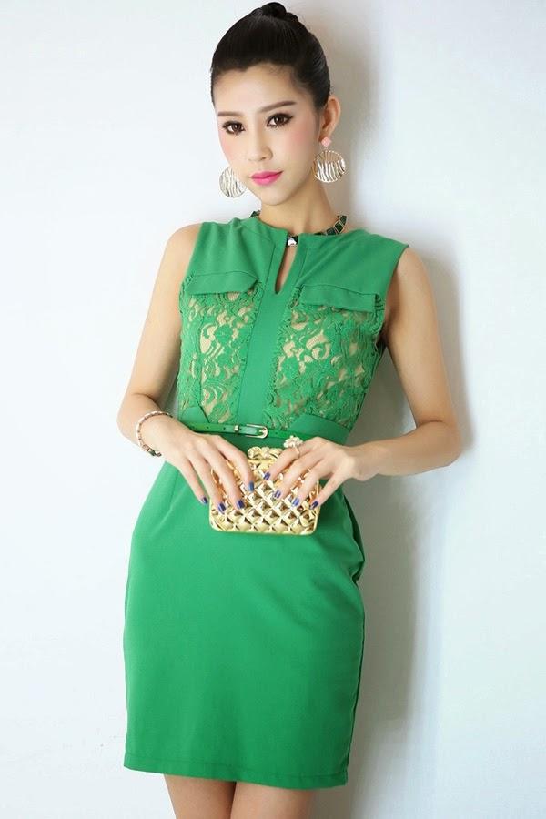 Imagenes vestidos de coctel elegantes