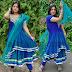 Keerthi Chawla Netted Salwar