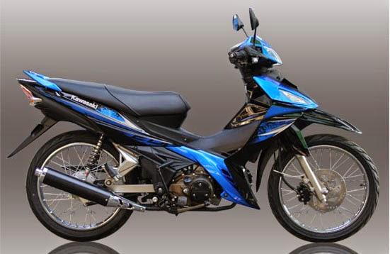 Kawasaki EDGE R Blue