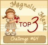 I made TOP 3 at Magnolia Mania
