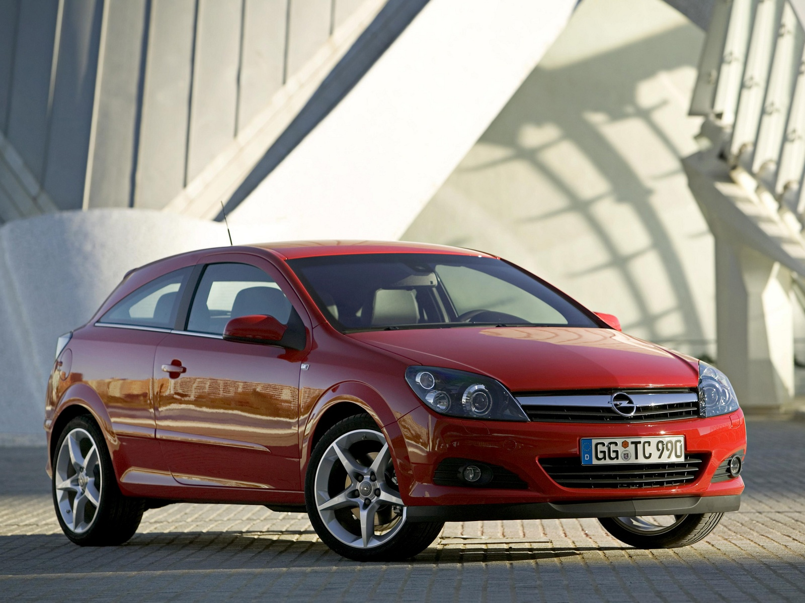 2008 opel astra gtc pictures. Black Bedroom Furniture Sets. Home Design Ideas
