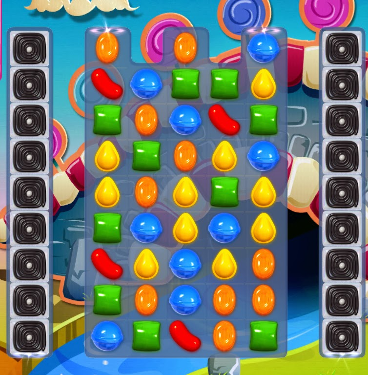 Candy Crush Saga Niveau 88
