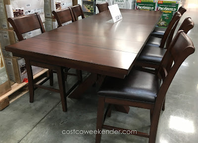 Hillsdale Furniture 9 Piece Dining Set – For those looking for a bit more height