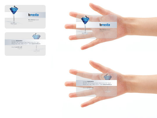 BEST 14 MOST CREATIVE BUSINESS CARDS DESIGN 5