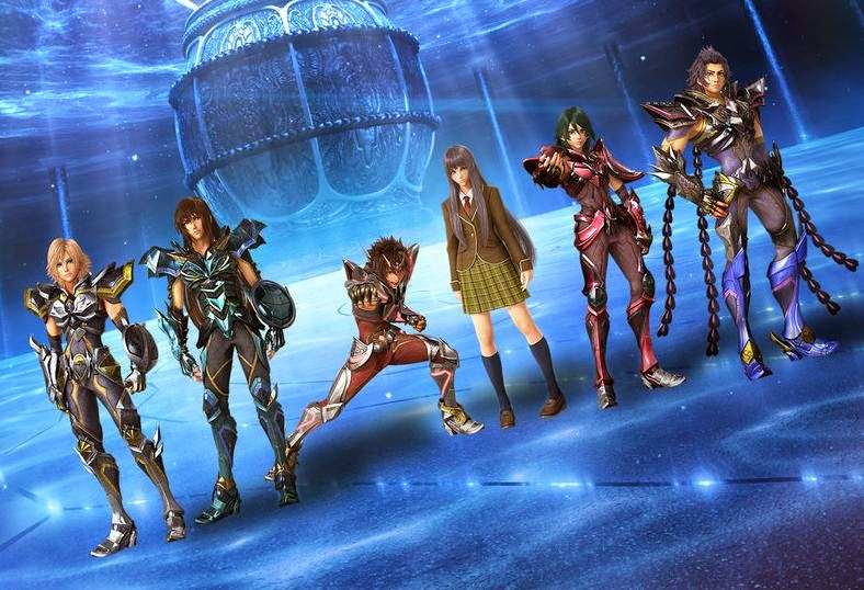 wallpaper saint seiya 3D the legend of sanctuary