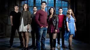 imagen cartel teen wolf tercera temporada