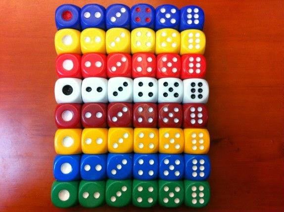 Azar y Probabilidad. Tercer ciclo.