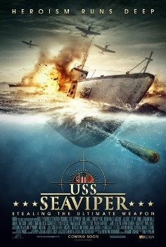 Baixar USS Seaviper Poster Download Grátis