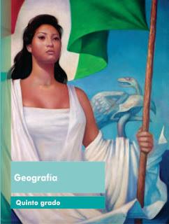 Geografía Quinto grado 2015-2016 Libro de Texto