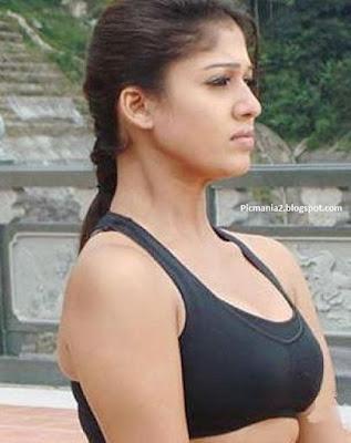 tamil telugu actress sexy actress nayanthara bikini hot pics