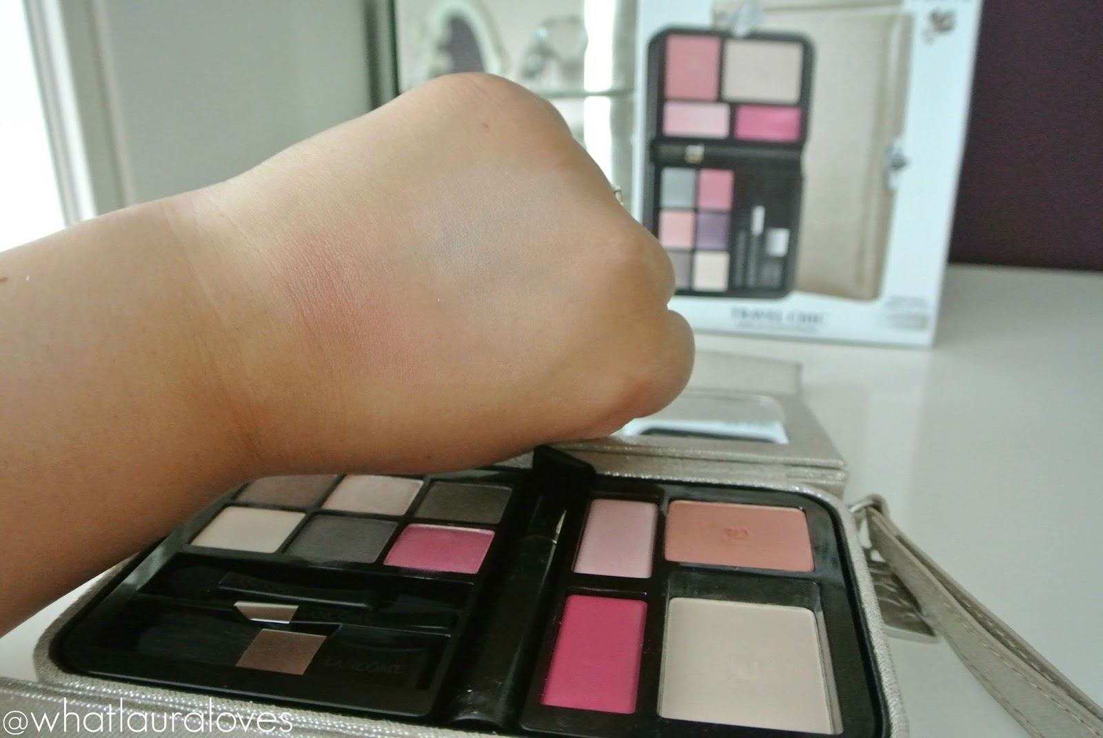 DUTY FREE MUST HAVE | Lancôme Travel Chic Palette
