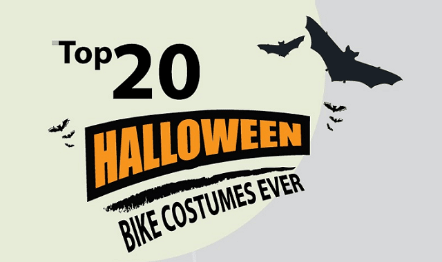 Top 20 Halloween Bike Costumes Ever