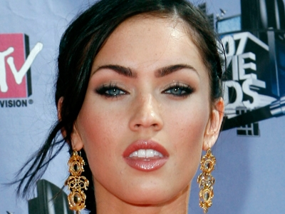 megan fox without makeup pics. latest makeup on megan fox