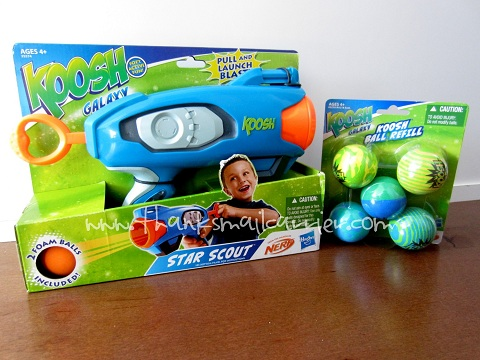 KOOSH Ball Launcher