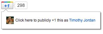Кнопка «+1» в курсе изменений - «Интернет»