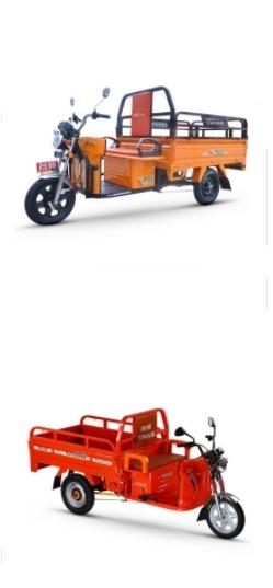 Triciclos Electricos para carga en el Campo y Ciudad