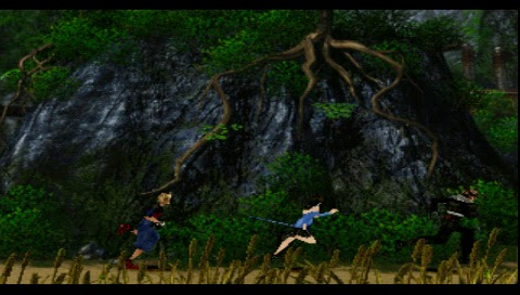 Final Fantasy VIII, Shumi Village