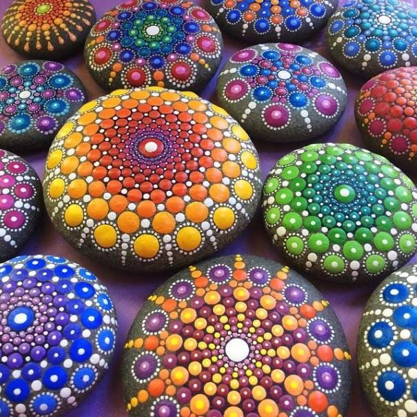 colorful ocean stones Elspeth McLean-3