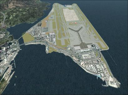 """hkg runway There is a new hong kong airport """"tax"""" on departing flights which took effect on  august 1, 2016, all thanks to the new third runway construction."""